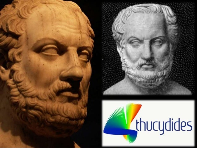 compare and contrast herodotus and thucydides