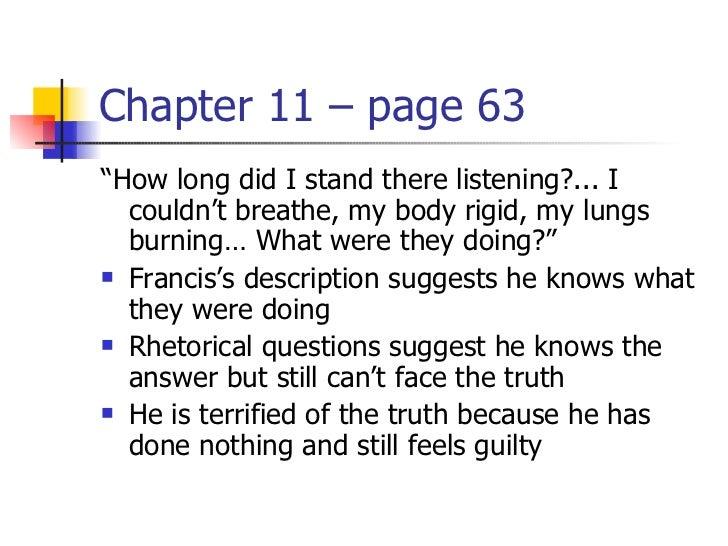 a long way gone essay p3