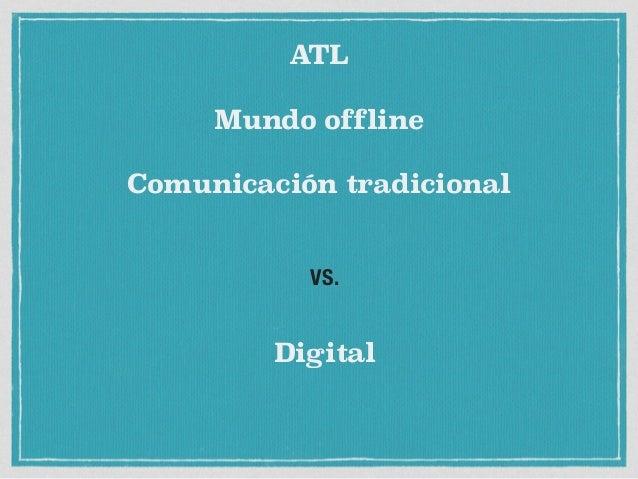 Estrategia vs Estrategia Digital? Mitos, diferencias y lo que opino Slide 2