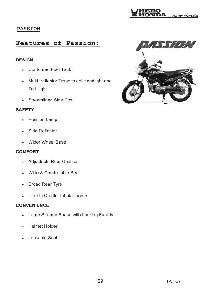 Hero Motorcycle Wiring Diagram : Hero honda passion plus electrical wiring diagram
