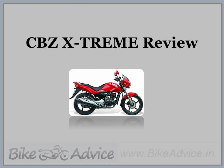 CBZ X-TREMEReview<br />