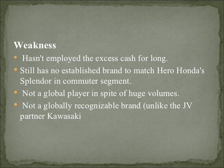 hero honda marketing mix 05082014 the marketing mix is most commonly executed through the 4 p's of marketing: price, product,.