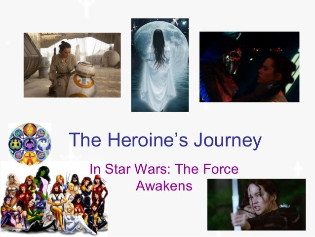 The Heroines Journey In Star Wars The Force Awakens