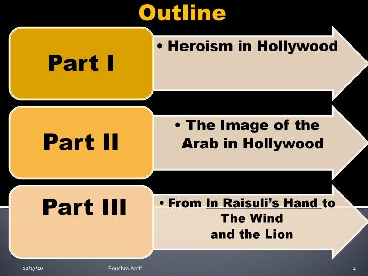 Heroism in the wind and the lion Slide 2