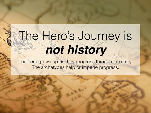 an overview of the archetypal hero journey by joseph campbell in horror The hero's journey: campbell's archetype  otherwise extraordinary exploits is known as the hero archetype joseph campbell - one of the world's leading authorities on comparative mythology.