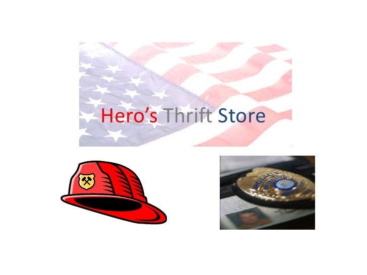 Hero'sThriftStore<br />