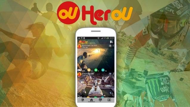 O HeroU é uma rede social voltada aos amantes da GoPro. Postar conteúdo, seguir usuários, curtir, comentar, isso tudo ele ...