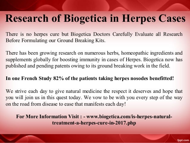 What is Herpes?- Causes, Symptoms, Prevention - Biogetica