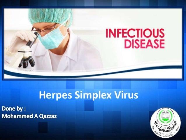 Herpes Simplex Virus