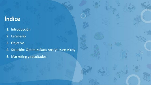 Ebook - Herramienta OptimizaData Analytics en Alcoy Slide 2
