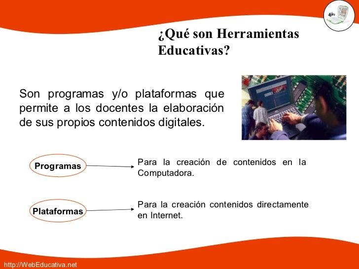 Herramientas Educativa Slide 3