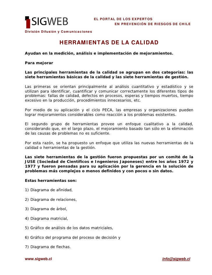 EL PORTAL DE LOS EXPERTOS                                              EN PREVENCIÓN DE RIESGOS DE CHILEDivisión Difusión ...