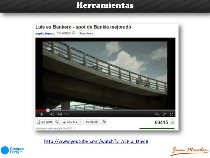 Herramientashttp://www.youtube.com/watch?v=AEPla_D6vI8