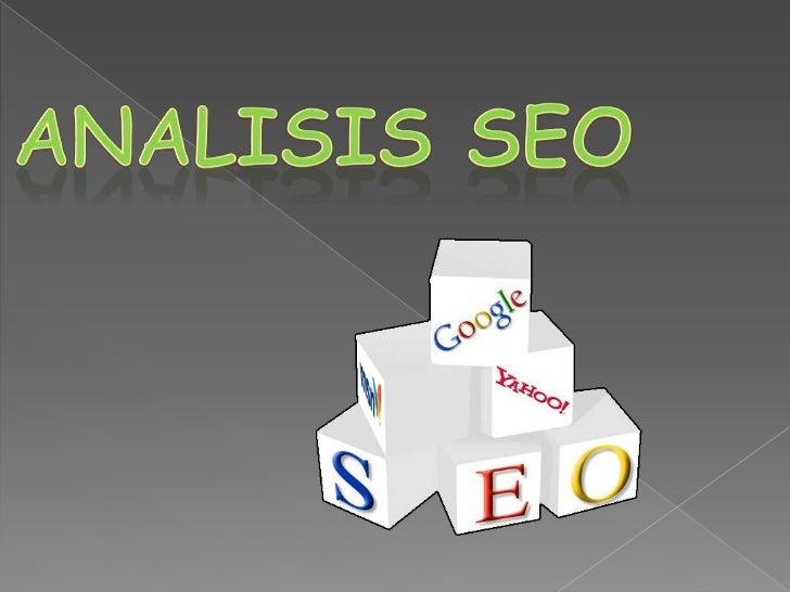 Las herramientas de análisis SEO, al igual que cualquierotra herramienta de análisis, no elimina el riesgo aequivocarte, p...
