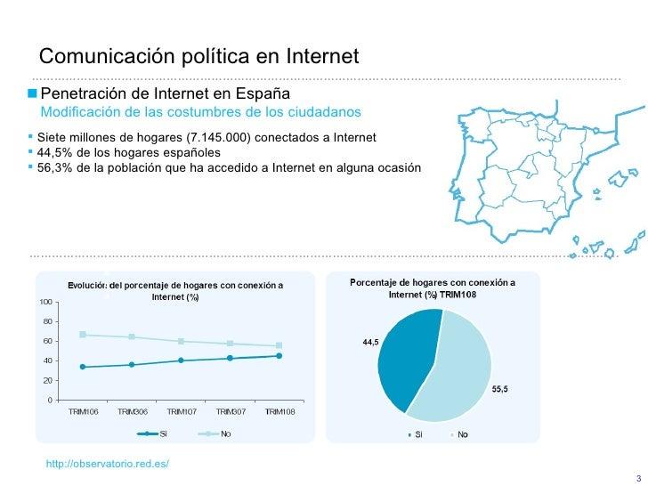 Herramientas Comunicacion Politica en Internet Slide 3