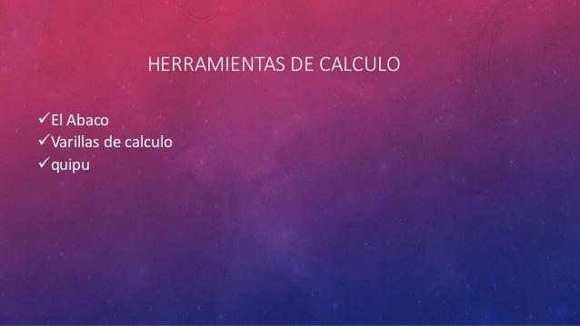 Herramientas de calculo Slide 2