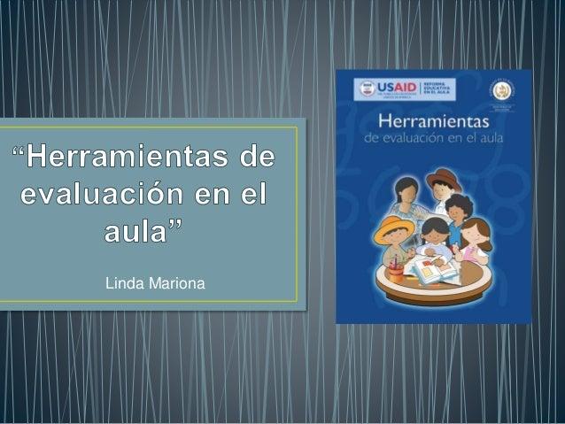 Linda Mariona