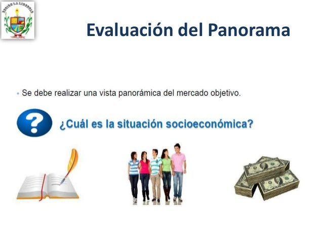 Evaluación del Panorama
