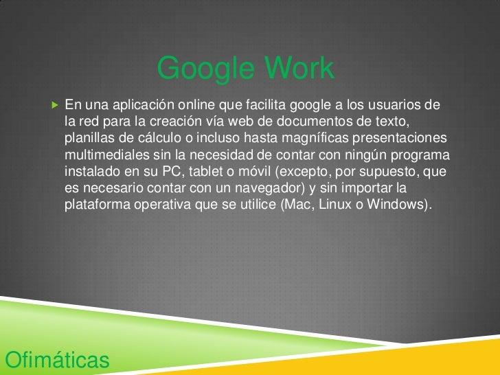 Herramientas de la web 2.0 informatica Slide 3