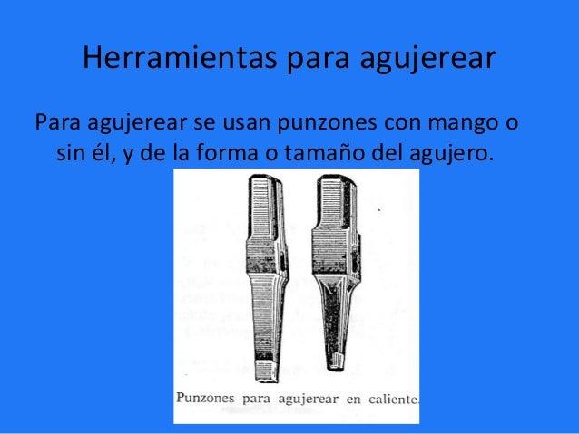 Herramientas del herrero for Herramientas de un vivero