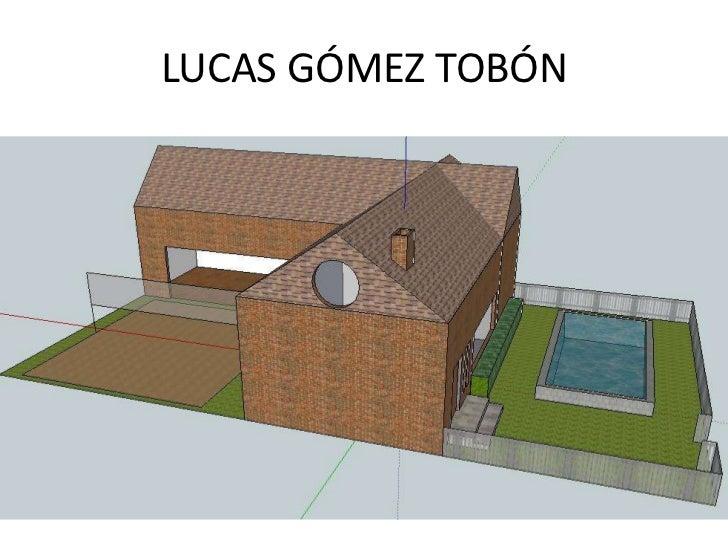 LUCAS GÓMEZ TOBÓN