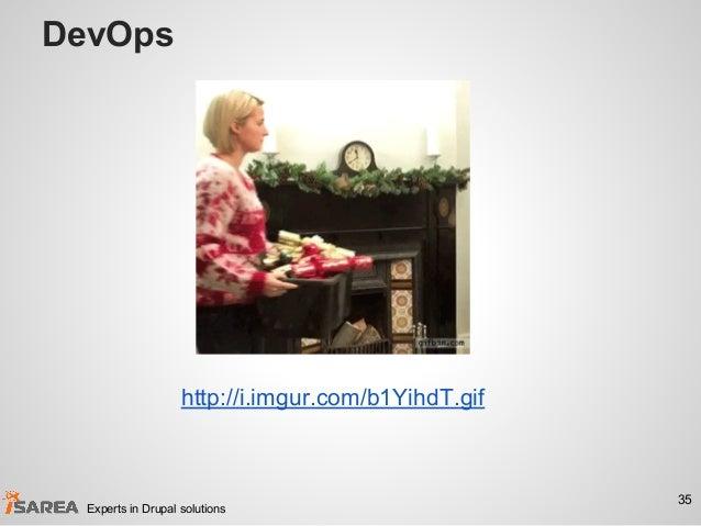 DevOps 35 Experts in Drupal solutions http://i.imgur.com/b1YihdT.gif
