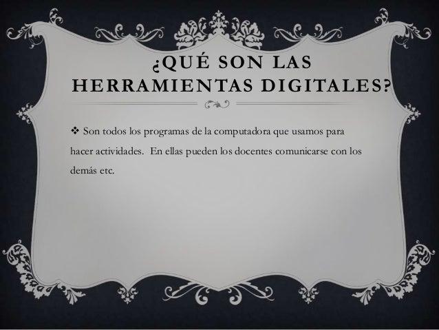 Herramientas digitales smn1a Slide 2