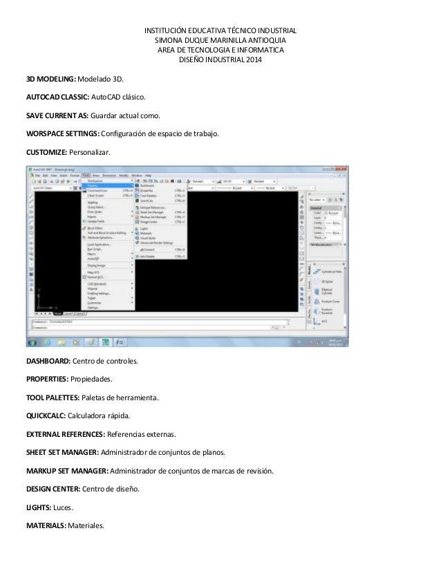 INSTITUCIÓN EDUCATIVA TÉCNICO INDUSTRIAL SIMONA DUQUE MARINILLA ANTIOQUIA AREA DE TECNOLOGIA E INFORMATICA DISEÑO INDUSTRI...