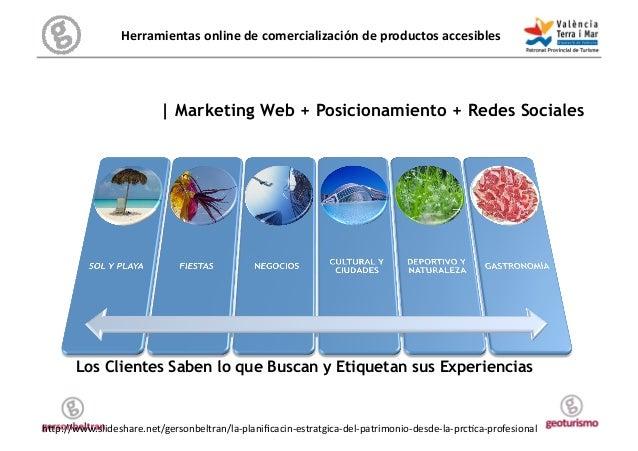 Herramientas online de comercialización de productos accesibles           Búsqueda   Marketing Web + Posic...