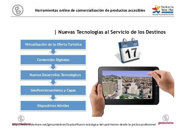 Herramientas online de comercialización de productos accesibles           Planificación   Nuevas Tecnologí...