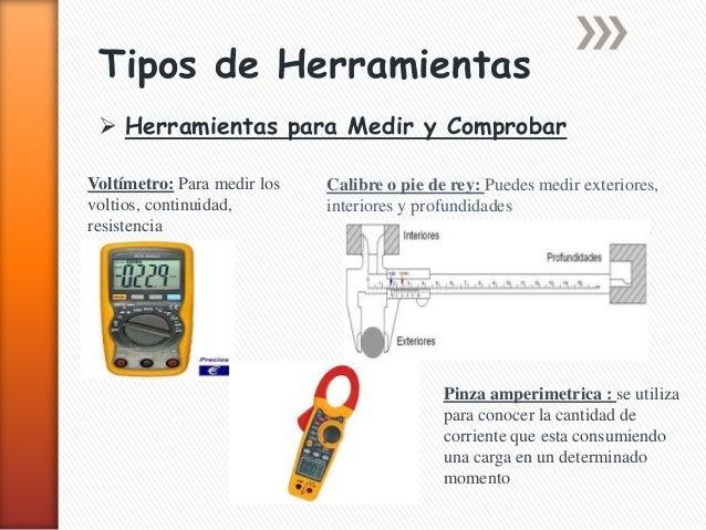 Herramientas utilizadas en mantenimiento electrico - Tablero de herramientas ...