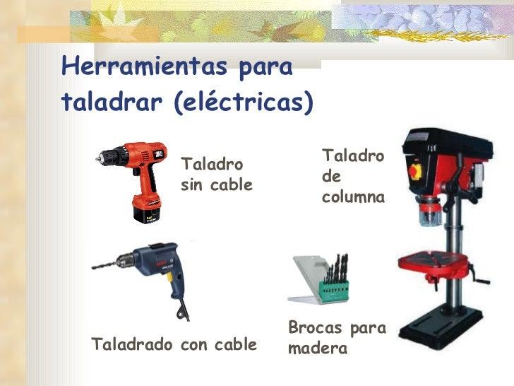 Herramientas para madera for Herramientas que se utilizan en un vivero