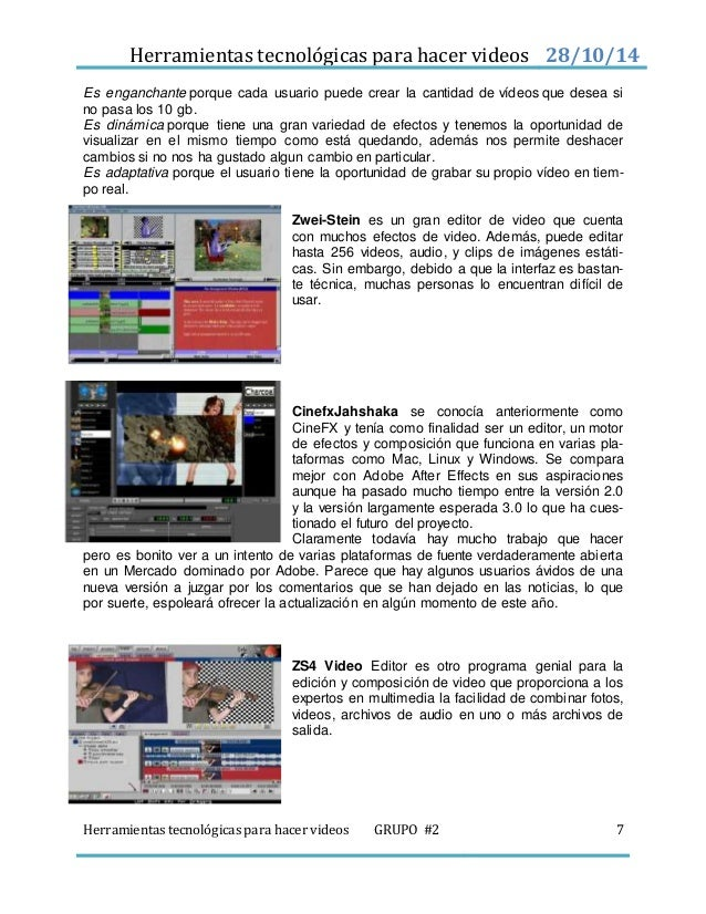 Herramientas tecnologica para hacer videos grupo#2 sabado.docx