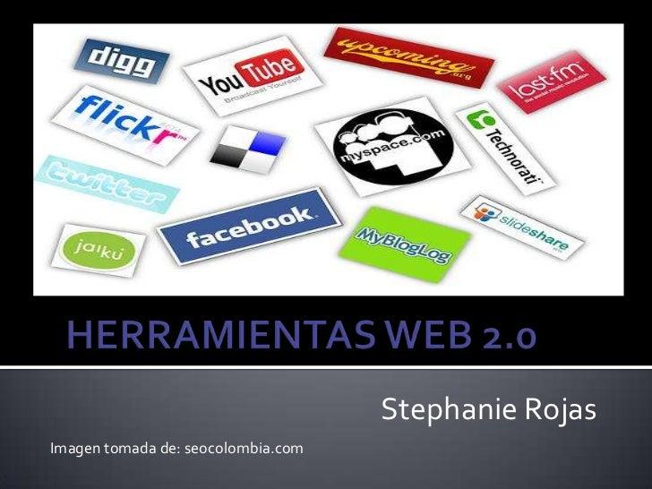 Stephanie RojasImagen tomada de: seocolombia.com