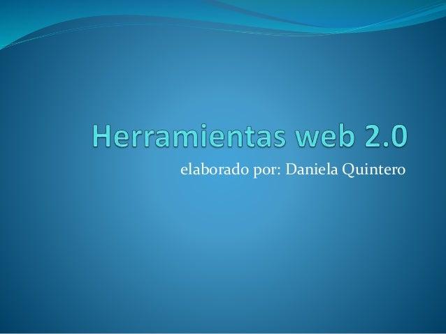 elaborado por: Daniela Quintero