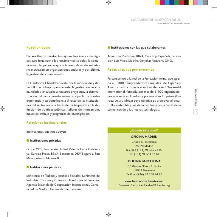 Herramientas e instrumentos web para ong for Oficinas bbva jaen