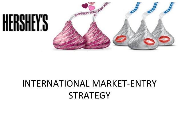 international market entry strategy for hershey foods corp essay Check out our top free essays on financial report analysis of hershey foods corporation hershey foods corporate strategy  market of fast foods — one.