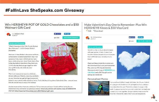 #FallInLava SheSpeaks.com Giveaway 14