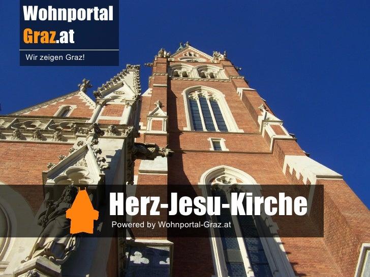 WohnportalGraz.atWir zeigen Graz!                   Herz-Jesu-Kirche                   Powered by Wohnportal-Graz.at