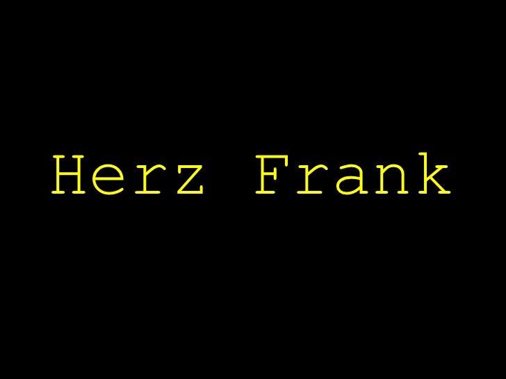 Herz Frank