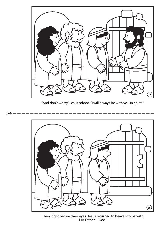 It's just a picture of Bright jesus is alive coloring page