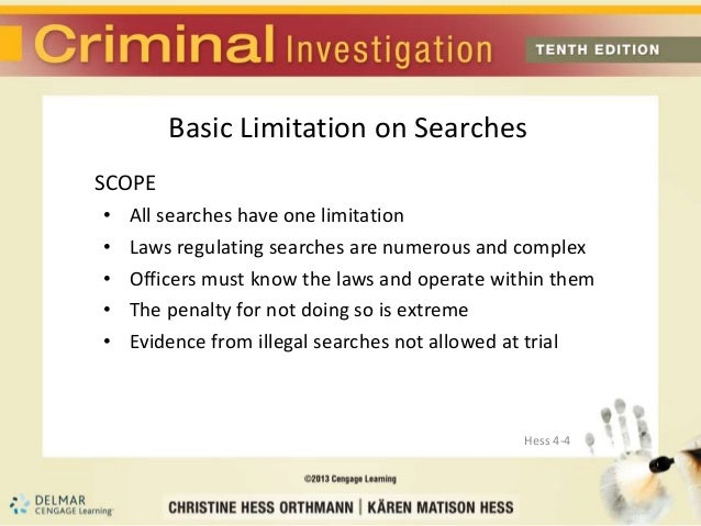 the exclusionary rule a legal rule protecting the citizens of the united states from illegal search  Search and seizure - the exclusionary rule franklin county criminal law  casebook reproduced with permission from: timothy e pierce and the franklin .