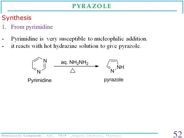 Heterocyclic compounds _ Organic Chemistry _ B. Pharm.