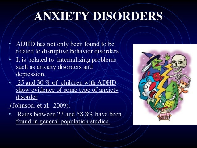 Adhd And Behavior Problems >> Heterogeneity In Adhd