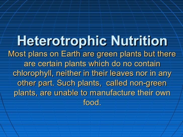 heterotrophic nutrition Nutrition that involves dependence upon performed organic molecules is called heterotrophic nutrition 这种依靠现成有机分子的营养称为异养营养 来自辞典例句 units.
