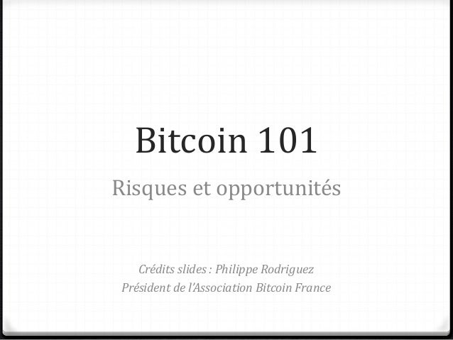 26/03/2014 Victor Mertz - Bitcoin 101 : c'est quoi Bitcoin ? 20
