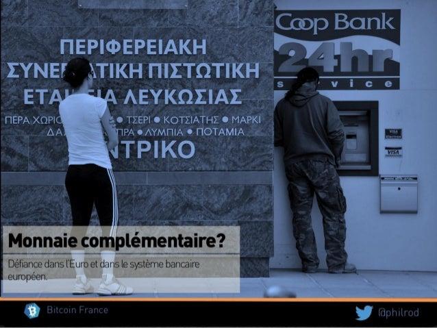 26/03/2014 Victor Mertz - Bitcoin 101 : c'est quoi Bitcoin ? 32