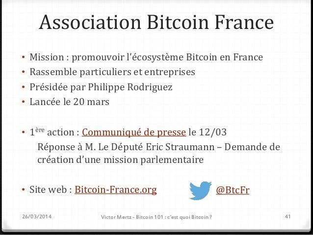 La Maison du Bitcoin • 1er espace dédié au Bitcoin en France • Coworking, mining house, incubateur, showroom • Projet d'Er...