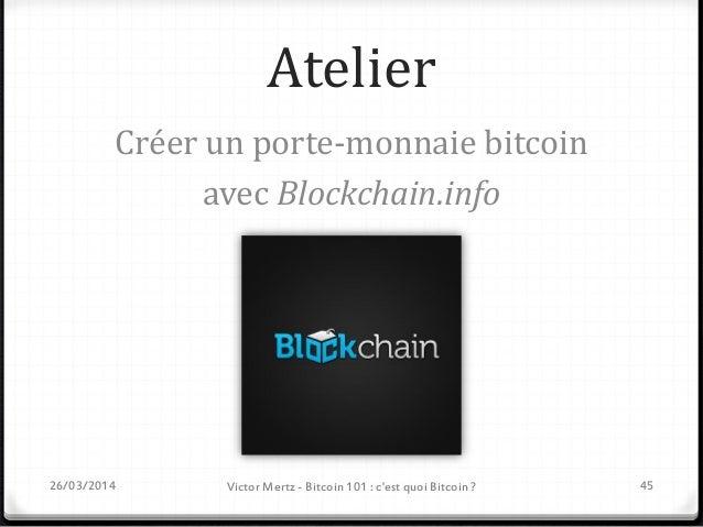 Blockchain.info Deux surprises se cachent derrière ce slide… Nicolas Cary CEO Blockchain.info @niccary Blockchain.info Blo...
