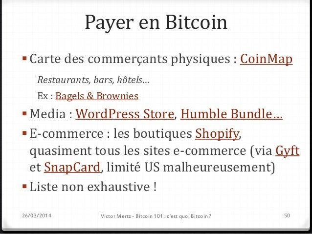 S'informer Actualités : CoinDesk (EN) Communauté Reddit : r/Bitcoin Rapports & études : • PwC Digital Disruptor : How B...